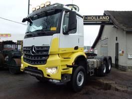 standaard trekker Mercedes-Benz Arocs 3345 6x6 with hydraulics 2014