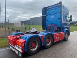 standaard trekker Scania R 580 LA 6x4 HMB 31 2014
