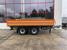 kipper bedrijfswagen <3.5 t andere 18 k 18 t Tandemkipper- Tieflader-- Neuwertig -- 2016