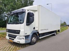 bakwagen vrachtwagen DAF LF 45 2012