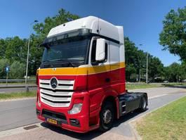 standaard trekker Mercedes-Benz Actros 1842 ACTROS 1842 GIGASPACE  1 2012