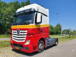 standaard trekker Mercedes-Benz Actros 1842 GIGASPACE 2 2012