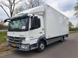 bakwagen vrachtwagen Mercedes-Benz Atego 816 ATEGO 816 2012