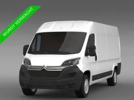 gesloten bestelwagen Citroën 2.0HDI L4H2 140PK Airco, Cruise, DAB+!! Nr. B01* 2021