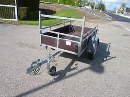 open laadbak aanhangwagen open bakwagen