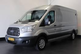 gesloten bestelwagen Ford 310 2.0 TDCI 130PK L3H2 - Airco - Navi - Cruise - € 11.900,- Ex. 2017