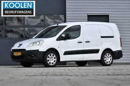 gesloten bestelwagen Peugeot 122 1.6 HDI L1 XT Profit + 2011