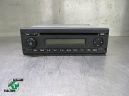 Elektra vrachtwagen onderdeel MAN 1.28101-6184 RADIO/CD SPELER EURO 5