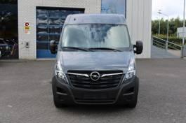 gesloten bestelwagen Opel 2.3 Turbo 136 pk L3H2 270 Graden achterdeuren 2021