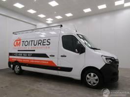 gesloten bestelwagen Renault 35 2.3dCi 132kw L3H2 Navi Airco 2020