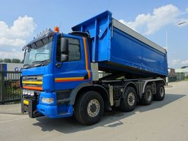containersysteem vrachtwagen Ginaf X 4243 TS 8X4 / 30 TONS HAAKSYSTEEM / NL TRUCK / KEURING 2022 / TUV 2022 / PERFECT CONDITION 2009