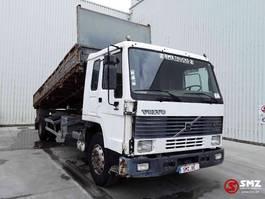 kipper vrachtwagen > 7.5 t Volvo FL 7 1995