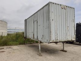 overige containers Occ Zeecontainer