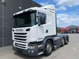 standaard trekker Scania G450 6x2/4 2017