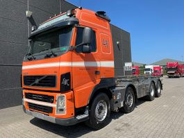 containersysteem vrachtwagen Volvo FH480 8x4 2008