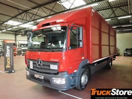bakwagen vrachtwagen Mercedes-Benz Atego 1218 L 2016