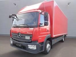 bakwagen vrachtwagen Mercedes-Benz Atego 1224 L 4x2 Atego 1224 L 4x2 Möbelkoffer 2015