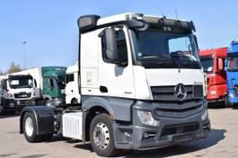gevaarlijke stoffen trekker Mercedes-Benz 1840 Euro6 Retarder PTO ADR Hydraulik 2015