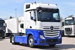 standaard trekker Mercedes-Benz Actros 1848 Big Space Safety PTO Kompressor GHH 2015