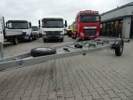 boottrailer aanhangwagen TPV Prikolice Bootstrailer gebremst 2012