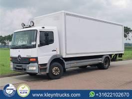 bakwagen vrachtwagen Mercedes-Benz Atego 1218 airco taillift 2004