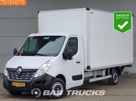 gesloten bestelwagen Renault 130 DCI Bakwagen Laadklep Airco Euro6 Koffer LBW A/C 2019