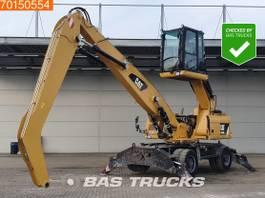 overslagkraan Caterpillar M318D MH GERMAN DEALER MACHINE 2013