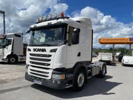 standaard trekker Scania G 2013