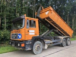 kipper vrachtwagen > 7.5 t MAN .342      6x4   BLADVERING  - STEEL suspension LAMES 1994