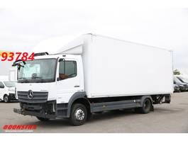 bakwagen vrachtwagen Mercedes-Benz Atego 1221 Bak-Klep LBW Euro 6 2017