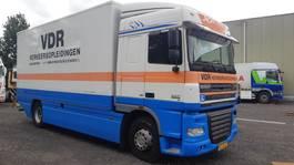 bakwagen vrachtwagen DAF 105 XF 410 SC Manual 2006