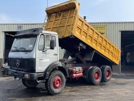 kipper vrachtwagen > 7.5 t Mercedes-Benz 2628 Kipper/Dumper 6x4 V8 ZF Good Condition 1990