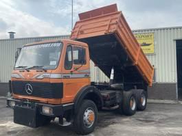 kipper vrachtwagen > 7.5 t Mercedes-Benz 2628 Kipper 6x6 V8 Top Condition