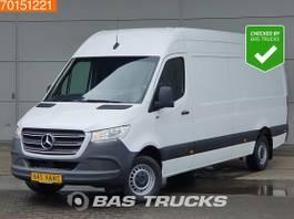 gesloten bestelwagen Mercedes-Benz 316 CDI L3H2 160Pk Automaat Airco Navi Camera 15m3 A/C Cruise control 2019
