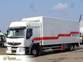 bakwagen vrachtwagen Renault Premium 270 DXI + Euro 5 + Dhollandia Lift 2010