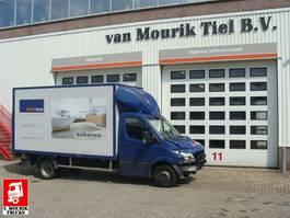 gesloten bestelwagen Mercedes-Benz SPRINTER 130.35 2015