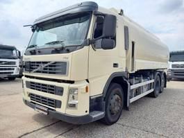 tankwagen vrachtwagen Volvo REF 725 2007