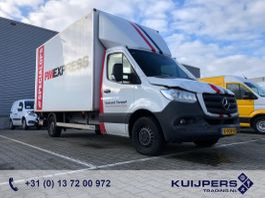 gesloten bestelwagen Mercedes-Benz 316 2.2 CDI / Box / Loadlift / Unfall / Damage 2018