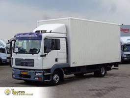 bakwagen vrachtwagen MAN TGL 8 + Manual + Dhollandia Lift 2008