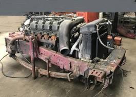 Motor vrachtwagen onderdeel Mercedes-Benz OM422 + 16S112 1991
