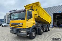 kipper vrachtwagen > 7.5 t DAF CF 85 Day Cab, Euro 4, // Full Steel // Big Axle // Manual // Hub reduction //... 2008
