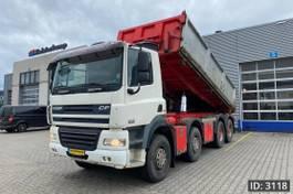kipper vrachtwagen > 7.5 t DAF CF 85 Day Cab, Euro 5, Full Steel - Manual gearbox - Big axle - Standclima - 2... 2008