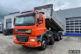kipper vrachtwagen > 7.5 t DAF CF 85 Day Cab, Euro 3, // Full steel // Manual // Big Axle 2006