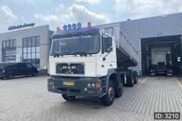 kipper vrachtwagen > 7.5 t MAN 35.403 Day Cab, Euro 2, // Full steel // 6 cyl. engine // Big Axles // H... 1996