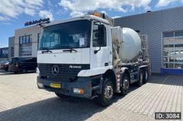 betonmixer vrachtwagen Mercedes-Benz Actros 3235 Day Cab, Euro 2, // Schwing Pump 24 m // Full steel // Top Condition 2003