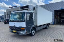 koelwagen vrachtwagen Mercedes-Benz Atego 1017 Day Cab, Euro 2, // Full steel // Carrier cooling // Manual gearbox 1999