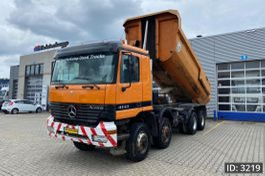 kipper vrachtwagen > 7.5 t Mercedes-Benz Actros 4143 Day Cab, Euro 2, // Manual // Full Steel // Big axles // 8x8 2000