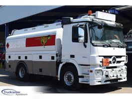 tankwagen vrachtwagen Mercedes-Benz Actros 1948 12000 Liter Stokota, 4 Comp. Retarder, Truckcenter Apeldoorn 2011