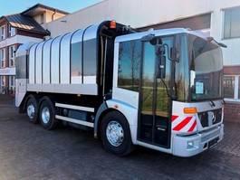 vuilkar camion Mercedes-Benz 2629 Faun Rotopress 520 Zöller 2301 2009