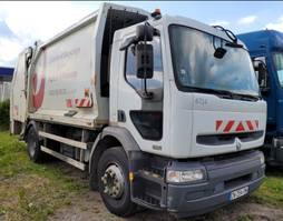 vuilkar camion Renault Premium 270 2005